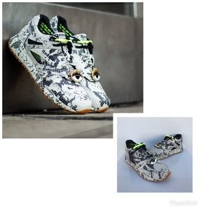 Reebok Ventilator ME Black Yellow Limited Shoes